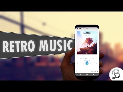 ⇨ RETRO PLAYER - My favourite music player for android ⇦