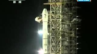实拍嫦娥三号火箭发射点火前后三分钟精彩全程