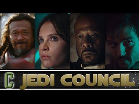 Collider Jedi Council - Rogue One Character Descriptions Revealed