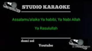 Roqqota aina versi karaoke