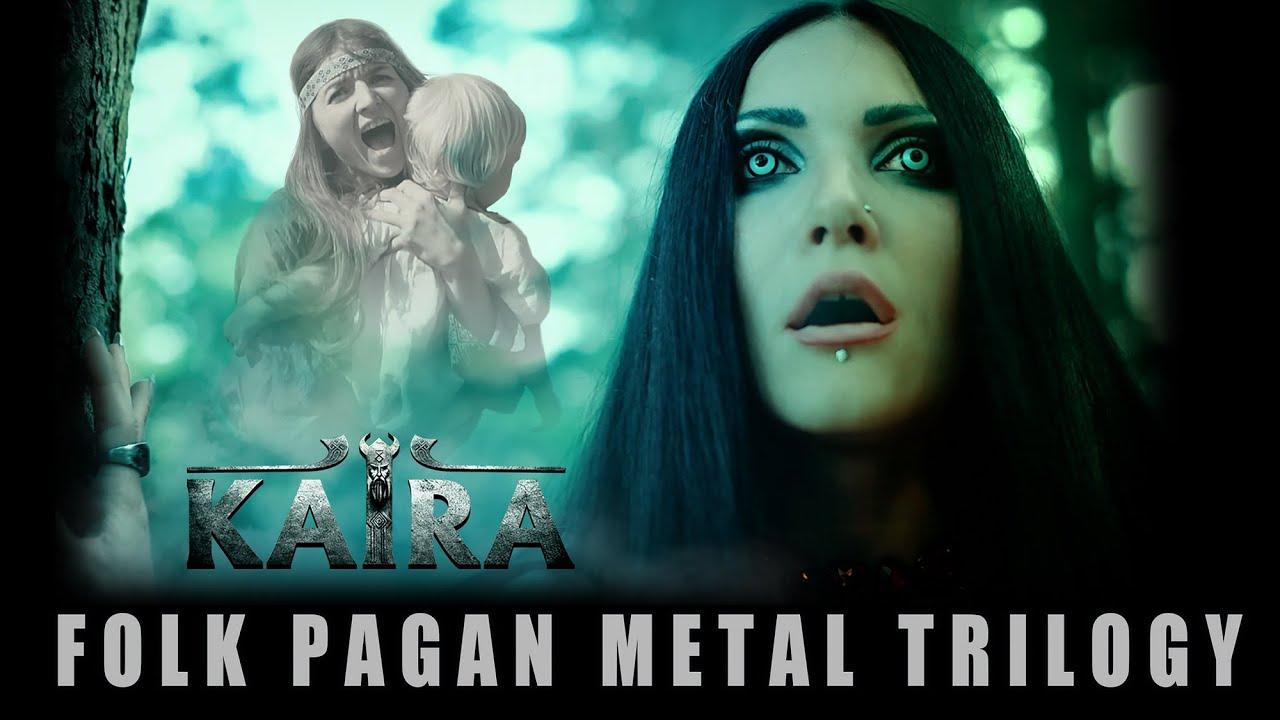 Download KAIRA  Белый дым - ТРИЛОГИЯ - Крещение Руси  [Folk Pagan Metal]