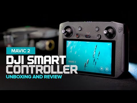 DJI Smart Controller - Unboxing and Review