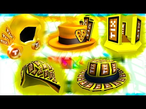 THE 5 RAREST ITEMS ON ALL OF ROBLOX