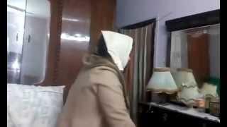 اخر فيديو ل سيدة المطار| تخلع ملابسها| امام الظابط النسخه| الكوميدية