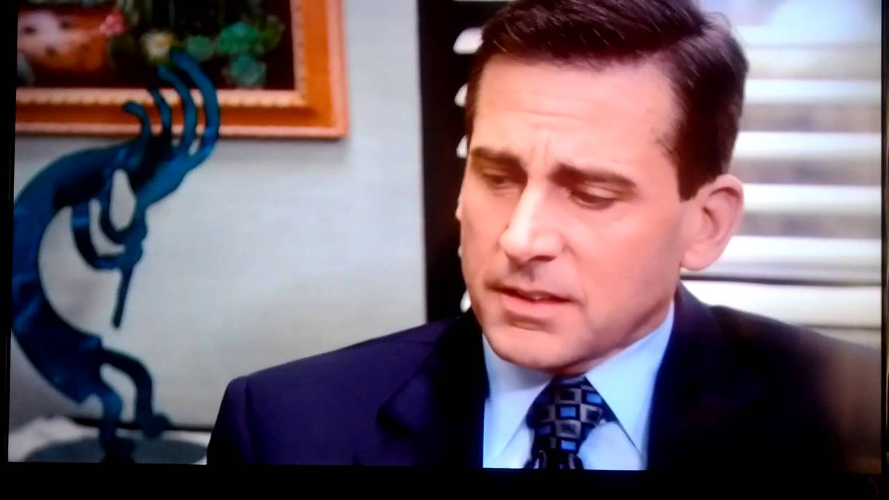 the office michael scott says goodbye to jim