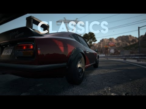 NFS PAYBACK - CLASSICS (CINEMATIC)