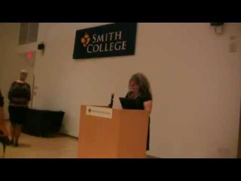 2014 Smith College Pioneers Hall of Fame Ceremony