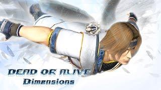 Dead or Alive- Dimensions 生死格鬥:次元 最終章 中文字幕影片