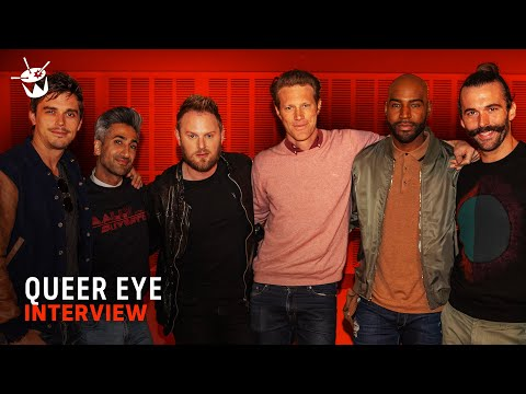 HACK: Queer Eye's Fab Five on Donald Trump