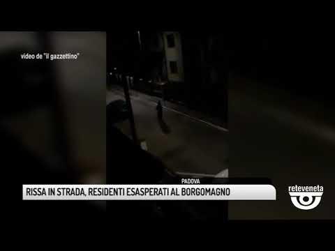TG PADOVA (19/06/2019) - RISSA IN STRADA, RESIDENT...