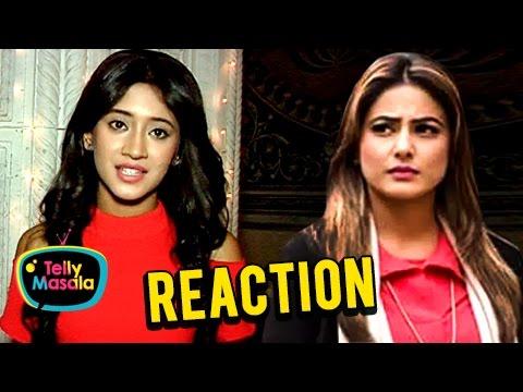 EXCLUSIVE! Shivangi Joshi aka Naira REACTS On Hina Khan's TANTRUMS   Ye Rishta Kya Kehlata Hai thumbnail