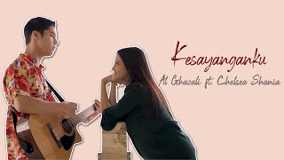 Al Ghazali ft Chelsea Shania - Kesayanganku OST Samudra Cinta LIRIK Chord