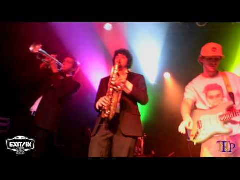 Mister B & The Tribal Hoose LIVE from Exit In