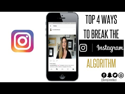 How to Break the Instagram Algorithm