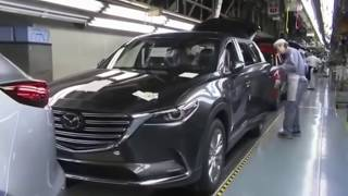 Так Собирают Вашу Mazda Cx-9