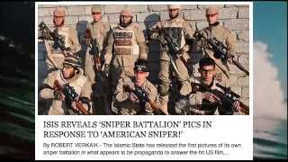 The ISIS Sniper Brigade