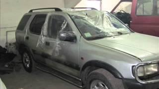 Ремонт Opel Frontera (СТО р. Кременчук)