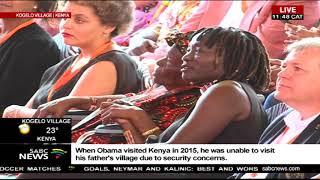 Speech by the Former US President Barack Obama in Kenya