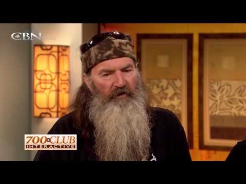 700 Club Interactive: Duck Dynasty - August 5, 2013