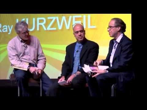 Ray Kurzweil, Glen Zorpette and John Horgan