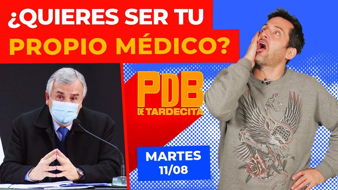 ¿QUERÉS ser tu propio MEDICO? | PDB de TARDECITA | MARTES 11-08-2020