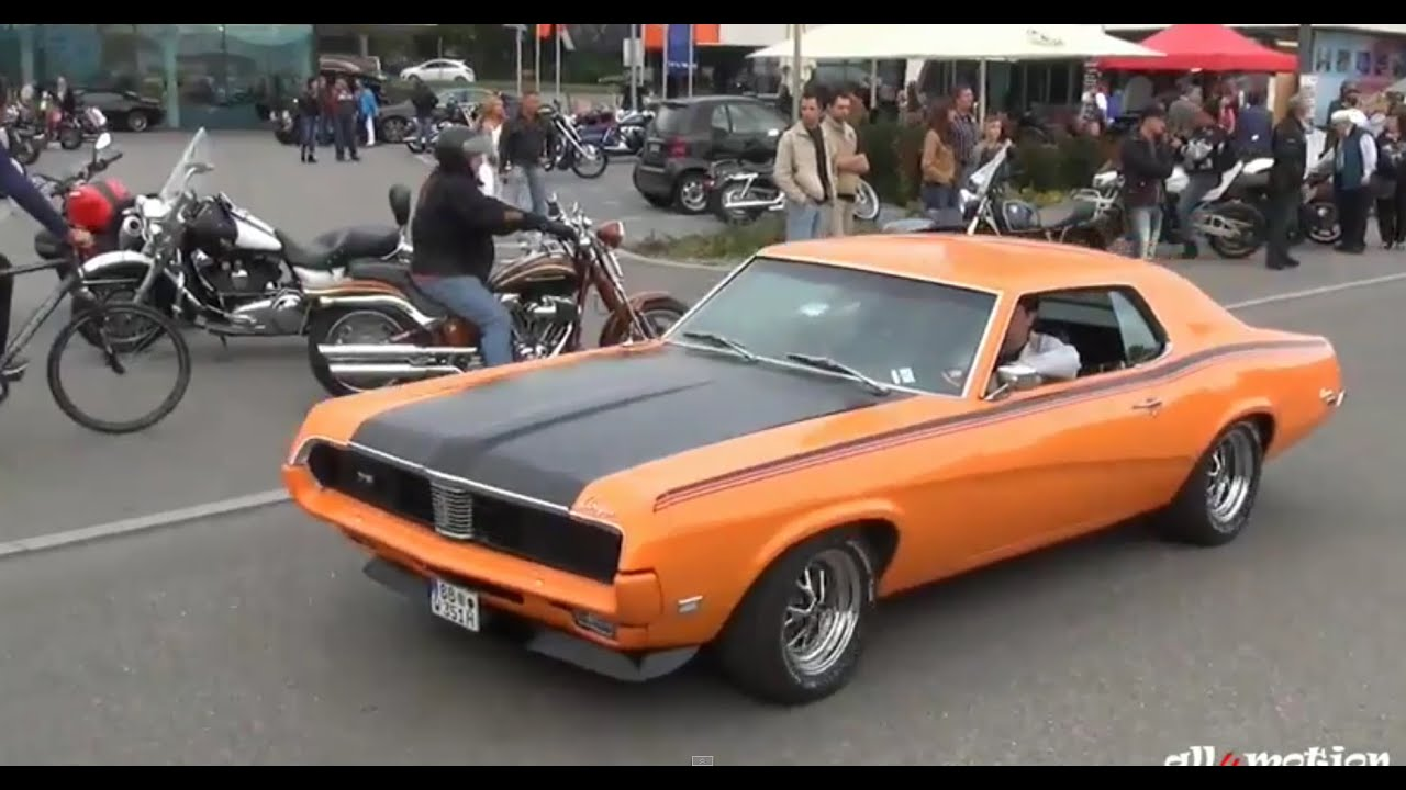 American Power Meeting 2014 - Pony Cars Muscle Cars US Cars - YouTube