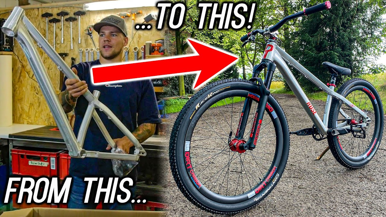 Bike Selber Designen! Neues Rose Bikes The Bruce