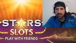 STARS SLOTS Casino Play With Friends by Huuuge Global | Android / iOS Game Youtube YT Gameplay Video