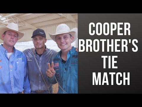 Cooper Brother's Tying Match