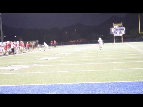 Maricopa High School at Shadow Mountain High School - Football 9-4-15