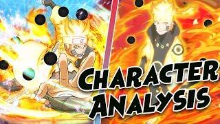 Sage Of 6 Paths Naruto In Depth Analysis! | Naruto Shippuden Ultimate Ninja Blazing
