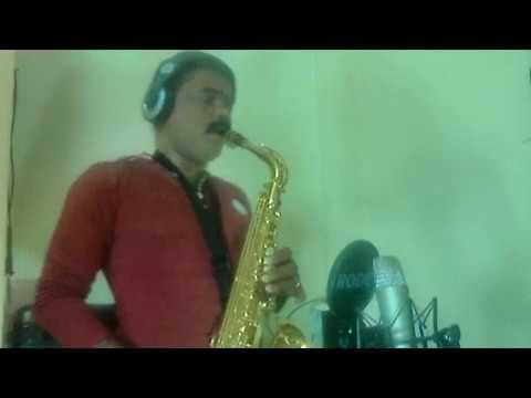 mere sapno ki rani kab aayegi tu by Saxophone Abhijit