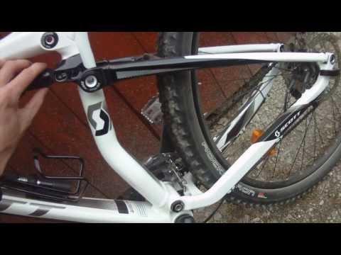 e34f1310858 How to Change Frame Settings on SCOTT SPARK TEAM 29'' - YouTube