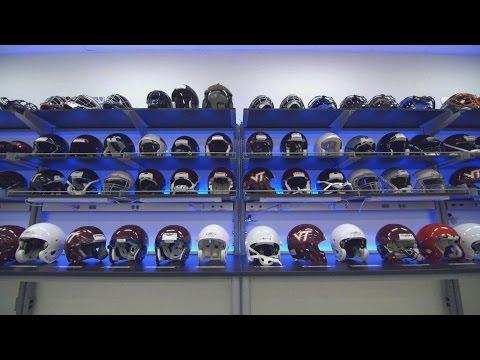 The Hits and Sacks Behind Virginia Tech's Helmet Tests