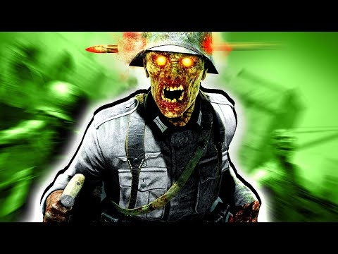 WW2 Sniper Battles Hordes Of Undead In The New Zombie Army 4: Dead War Game!