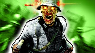 ww2 sniper battles hordes of undead in the new zombie army 4 dead war game