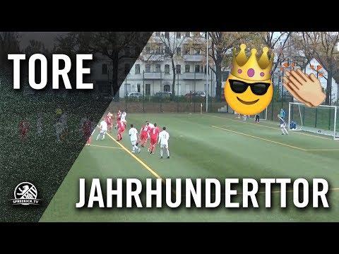 Freistoß wie Thomas Müller: Geniestreich von John Liebelt! (1. FC Union Berlin U16)