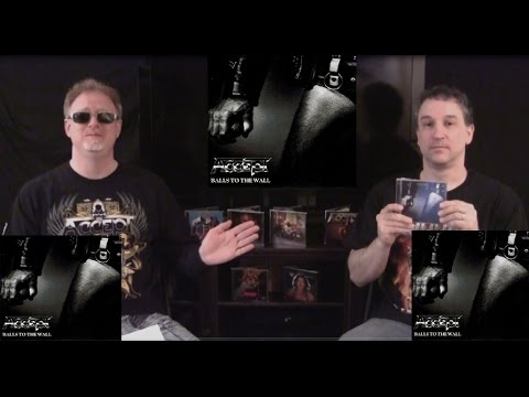 Accept 'Balls to the Wall' Album Review-30 year anniversary The Metal Voice