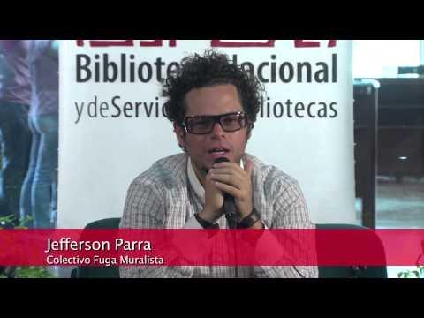 Jefferson Parra (Fuga Muralista), Foro Permanente de Pensamiento y Acción. Estética de la Revolución