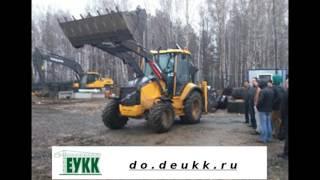 Водитель погрузчика о машинисте экскаватора. Серия: супер коротко про тракторные права.
