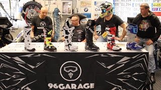 Jakie Buty Do Enduro I Cross Garage 36 What Boots For Enduro And Cross Youtube