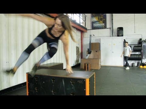 PARKOUR AND FREE RUNNING | THINK OUTSIDE THE GYM