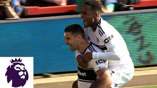 Aleksandar Mitrovic's penalty kick puts Fulham v. against Bournemouth | Premier League | NBC Sports
