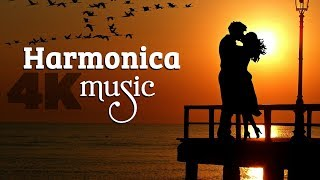 Beautiful Harmonica Music | Relaxing Instrumental Love Songs 80s, 90s