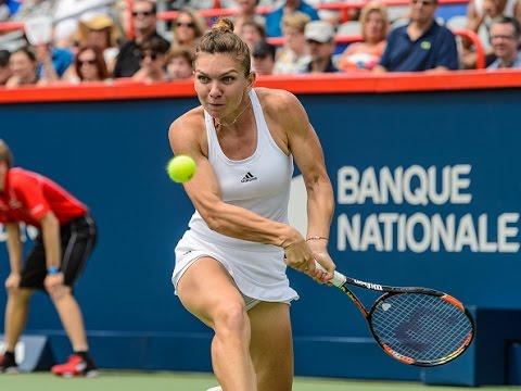 2016 Rogers Cup Quarterfinals | Simona Halep vs Svetlana Kuznetsova | WTA Highlights