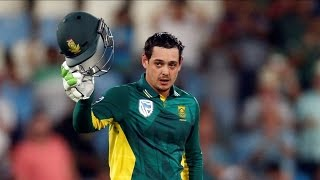 South Africa vs Australia | 1st ODI | Quinton de Kock: Most Free-Flowing Knock I've Played