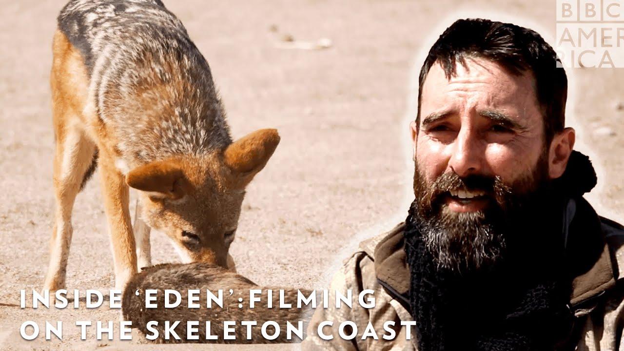 Inside 'Eden': Filming on the Skeleton Coast | BBC America & AMC