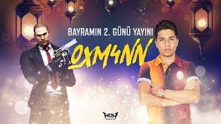 OXM4NN İLE BAYRAMIN İKİNCİ GÜNÜ HEDİYELİ YAYINI! | WOLFTEAM