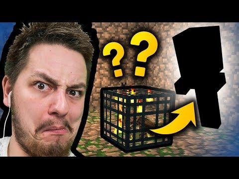 TAKIEGO SPAWNERA NIE ZNAJDZIESZ! - Minecraft: Caveblock