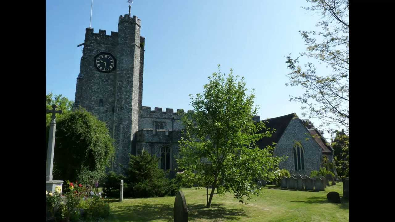 The history of Saint Mary the Virgin's church Chilham